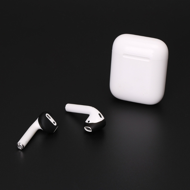2 Pairs Ultra-thin Silicone Eartips For Apple Airpods 3