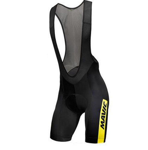2017 Mavic Coolmax 9D Gepolsterte Tragerhose Stobfest MTB Fahrrad Shorts Rennrad Shorts Ciclismo Fur Manner