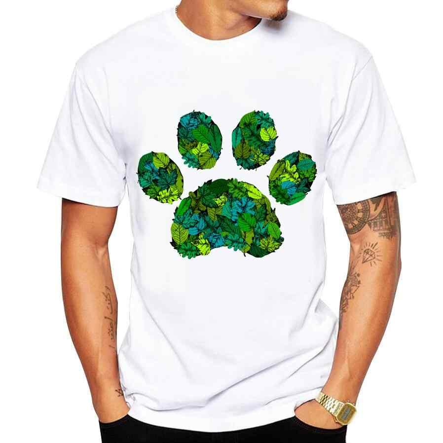 Funnry漫画動物tシャツ男性鮮やかなジャングルゴリラと彼の猫プリントファッション夏白カジュアル男性tシャツオム