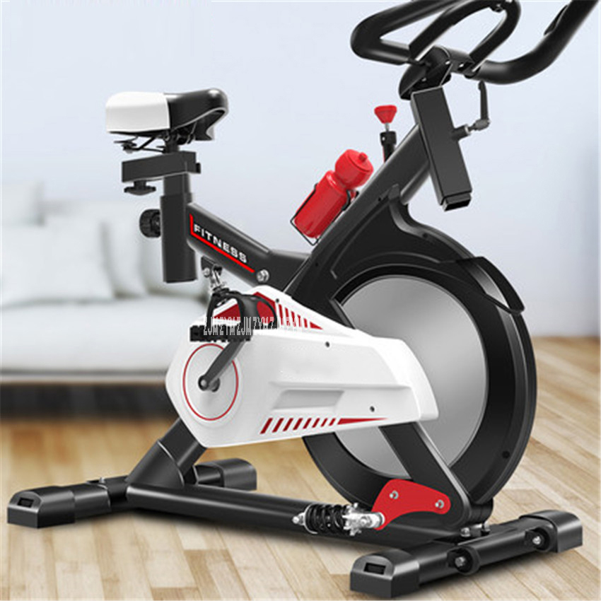 New YD-688 Exercise Bike for Men/Women's leg magic indoor fitness Cheap Household Electric Bike for Arm and Leg slimming circle laconic slimming straight leg solid color zipper fly shorts for men
