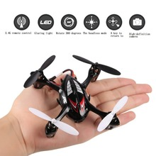 JJRC H6C 4-CH 360 Flips 2.4GHz RC Quadcopter with CF Headless Mode 6-Axis Gyro 2MP FPV Camera RTF