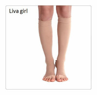 Free Shipping Lycra Medical Compression Stocking Stovepipe Stocking 20 30mmhg