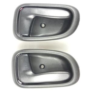 Image 5 - 4 قطعة/مجموعة داخل مقبض الباب لتويوتا كورولا AE100 1993 1996 داخل مقبض مقبض باب السيارة