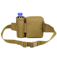 2017 Protector Plus Unisex Bottle Pocket Riding Kettle Outdoor Travel Wallet Fishing Bag Leisure Camo Waist Belt Sports Bag