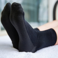 The Soles Of Your Feet Of Graphene Fabrics Far Infra Red Black Antibiosis Deodorization Moisture Woman