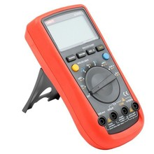 UNI-T UT61C automatic range digital multimeter temperature voltage current capacitance test RS232C/USB data transmission