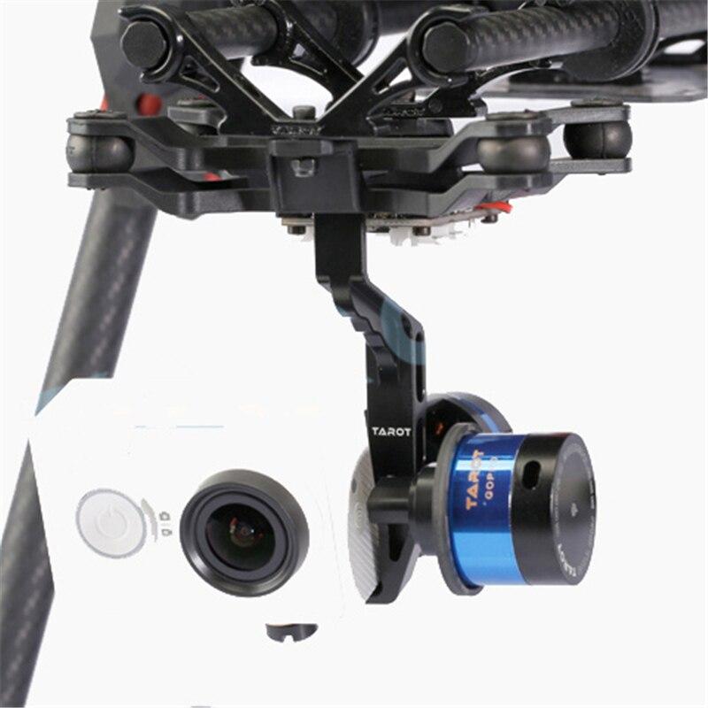 Tarot TL68A15 support de caméra à cardan sans balai 2 axes avec Gyroscope ZYX22 pour caméra de sport MIUI Xiaomi Yi - 2