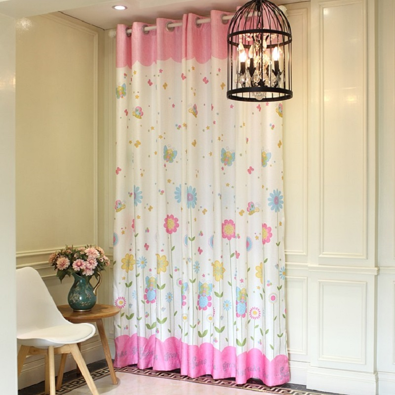 2017 New Korean Girl Student Bedroom Garden Semi Shade