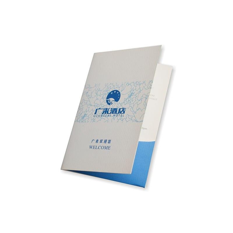 Zuoluo Paper Key Card Holder Membership Card Set