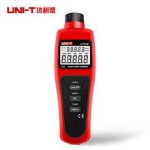 цена на UNI-T UT371 digital tachometer non-contact photoelectric tachometer speed meter Measuring tool 99999RPM 10KHz Pulse width 5%