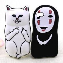 Wyprzedaż Iphone 5s Anime Case Cat Galeria Kupuj W Niskich Cenach