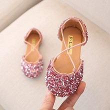 US $3.86 61% OFF|Baby Shoes SummerToddler Infant Kids Baby Girls Cute Bling Sequin PrincessSandalsShoes Kids Sandals Mini Melissa-in Sandals from Mother & Kids on AliExpress - 11.11_Double 11_Singles' Day