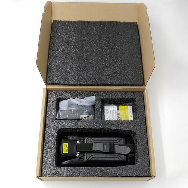 High Battery Capacity 4000mA Android Barcode Scanner Handheld Terminal PDA with 2D Barcode Scanning 5