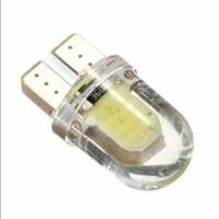 10pcs LED W5W T10 194 168 W5W COB 8SMD Led Parking Bulb Auto Wedge Clearance Lamp Silica Bright White License Light Bulbs