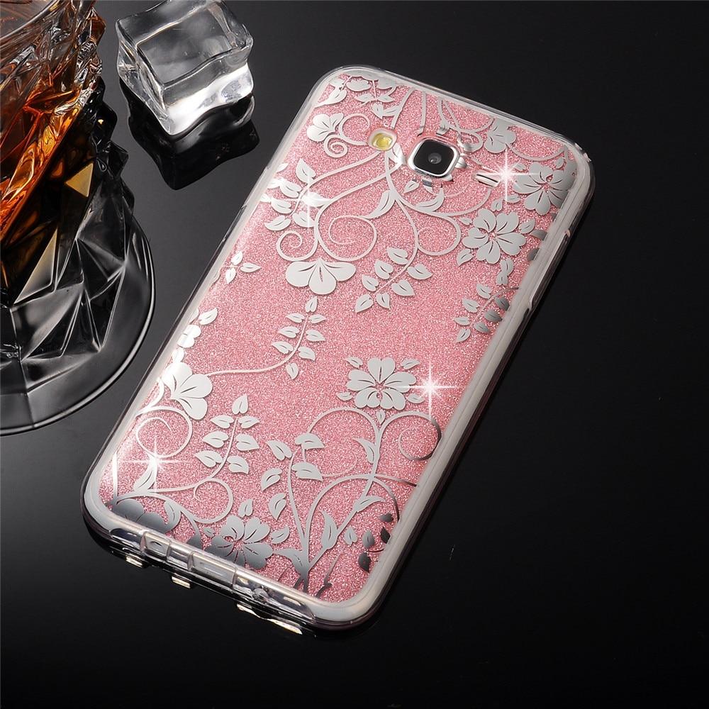 glitter phone cases for samsung galaxy j7 case j700 bling. Black Bedroom Furniture Sets. Home Design Ideas