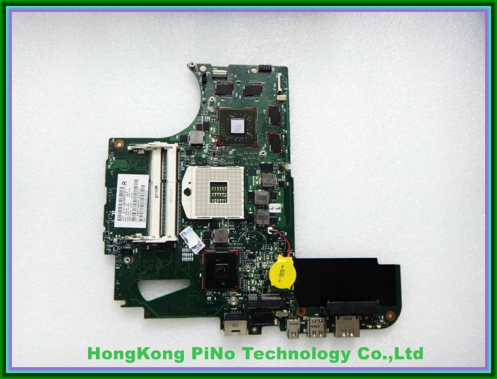 Free Shipping 608364-001 MOTHERBOARD FOR HP 14 motherboard HM55Tested 60 days warranty