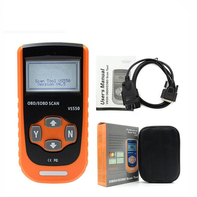 Portable numérique automobile peut ODB II 2 OBD2 OBDII diagnostiquer lecteur de Code Scanner outil de numérisation véhicule Scanner Instrument de Diagnostic