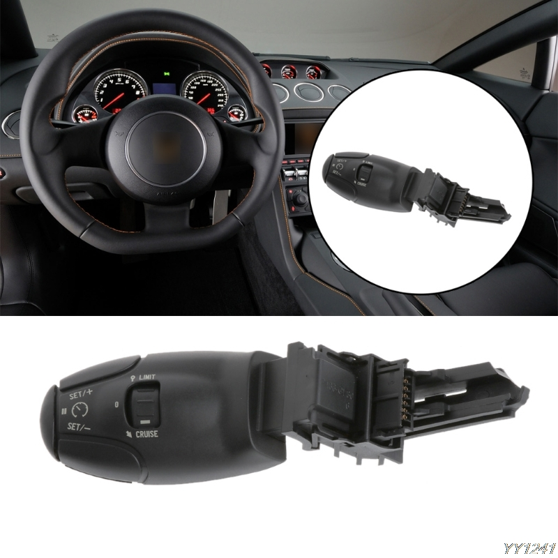 Car Kit Cruise Control Switch For Citroen C3 C4 C5 C8 for Peugeot 207 208 307 308 406 407 607 3008 Auto Switches