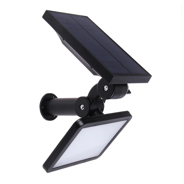Bright Outdoor Solar Lights Impressive 60 LEDs Outdoor Solar Light Waterproof Super Bright Garden Lamp