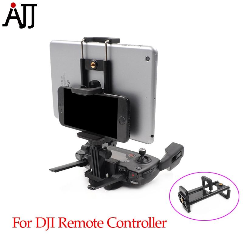 DJI Remote Controller Bicycle Bracket Bike Transmitter Mount Holder for DJI Mavic Pro Spark Drone Accessories Phone Tablet Clip