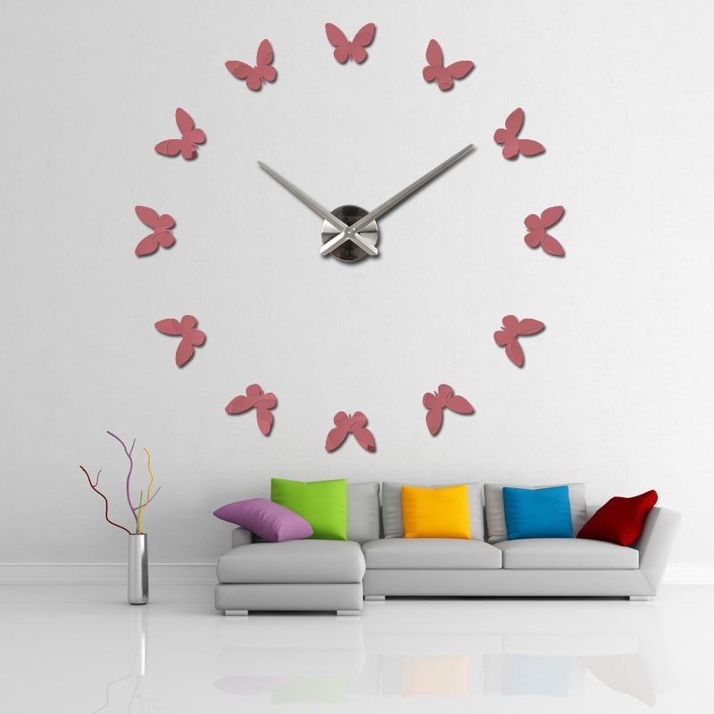 2019 ny vägg klocka reloj de pared klockor modern design Europa - Heminredning - Foto 5