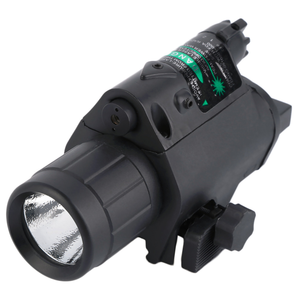 ФОТО 2016 NEW arrival  532nm Tactical Green Dot Laser Sight 5mW Laser Pointer Rail Mount for Hunting