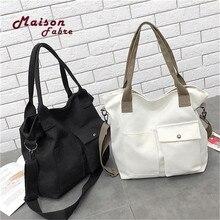 B-Maison Fabre сумки, простые женские сумки-мессенджеры, женские сумки, холщовые сумки, Bolsa Feminina Mujer