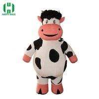 Новый стиль корова надувной костюм надувная корова для рекламы м 2 м высокий настроить для взрослых подходит м для 1,85 м до 1,5 м взрослых