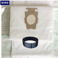 NTNT 6Pcs Dustbag 1 Belt Kirby Universal Bag Suitable For Kirby Universal Hepa Cloth Microfiber Dust