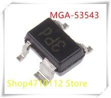 NEW 10PCS/LOT MGA-53543 MGA53543 SOT-343 IC