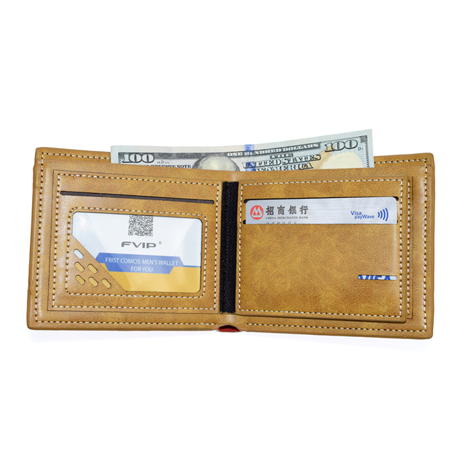 Wallet Rick And Morty