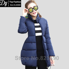 New Padded Winter Jacket Women Cotton Women's Winter Jacket Hooded Cape Padded Slim Waist Skirt Design Plus Size Parkas Coat