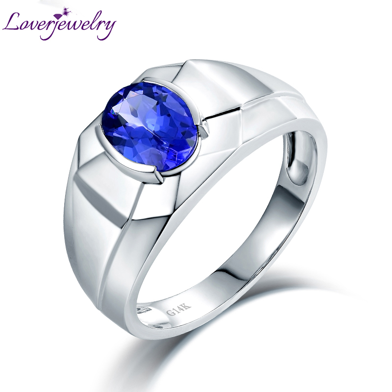 triumph men mens tanzanite diamond s pin wedding platinum ring