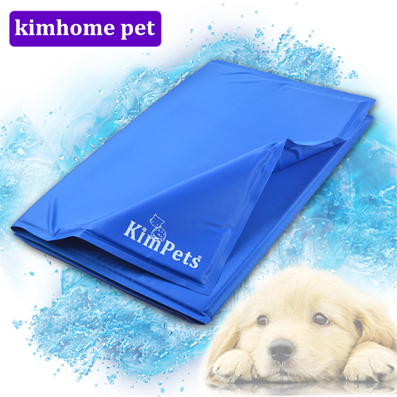 pet mat dogs summer cool ice pad portable muti functional cats sleeping cooling travel blanket. Black Bedroom Furniture Sets. Home Design Ideas