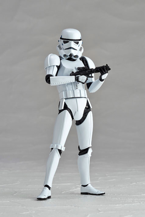 2018 New style White knight Storm trooper planet warrior Action Model Toy collect Model Toy