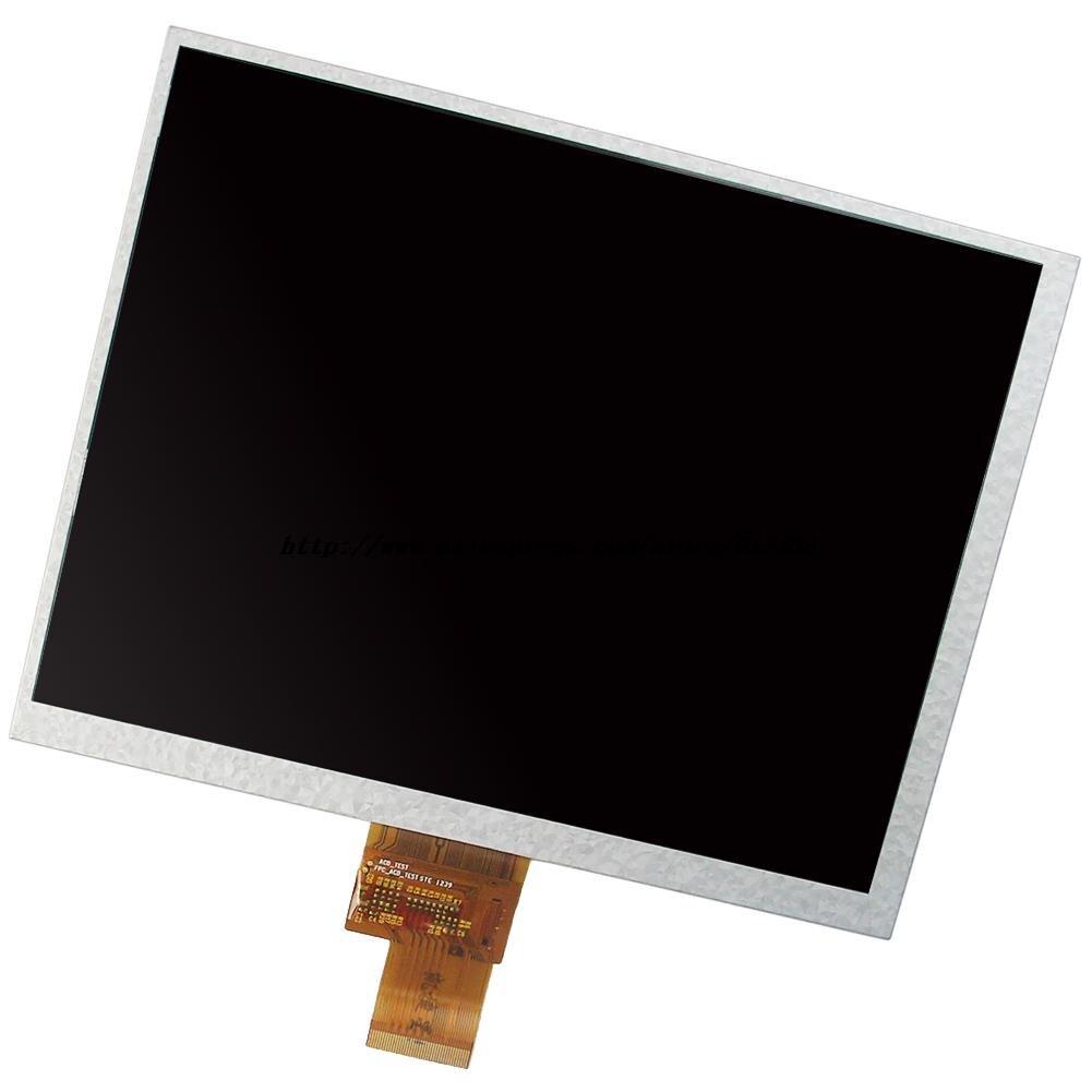 New 8.0 LCD Display HJ080IA-01E M1-A1 TFT Touch Screen Digitizer 1024*768 40 pins for CUBE U9GT3-3 Tablet LCD original new 15 6laptop lcd screen digitizer panel touch display matrix replacement repair part 40 pins ltn156at40 d01 1366 768
