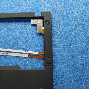 Image 2 - Neue Original für Lenovo ThinkPad X250 X250i X240 Palmrest Abdeckung Ober Fall + 3 Drei Tasten Touchpad + Fingerprint + cable00HT390 01YU100