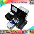 2016 Nueva Máquina De Impresión de Inyección de tinta de Impresora de Tarjetas de PVC para la Tarjeta De IDENTIFICACIÓN