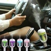 New Car Steam Humidifier Air Freshener Purifier Car Air Humidifier Perfume Diffuser Aroma Oil Diffuser Mist