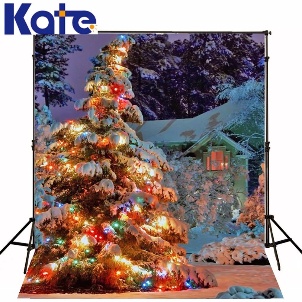 Christmas Backdrop 6.5X10Ft(2X3M) Christmas Tree Snow  Thick Cloth Photography Backdrops Photo Studio Zj photography backdrops christmas indoor christmas atmosphere 5x7ft 1 5x2 2m studio photo backdrop zj