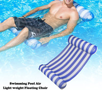 Floating Swimming Seats Amazing Bed Noodle Chairs Swimming Ring Chair Pool & Accessories Child Adult Mesh Swimming Fun Toys