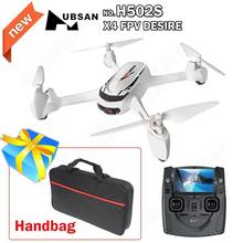 Free shipping!  H502S X4 Desire FPV Drone GPS Quadcopter Follow Me Headless Mode with Handbag
