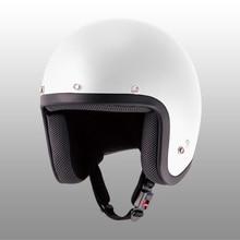 НОВОЕ ПРИБЫТИЕ ВИНТАЖ ОТКРЫТЫЙ ШЛЕМ С пузырь щит Мотоциклетный шлем JUQUE FC-021