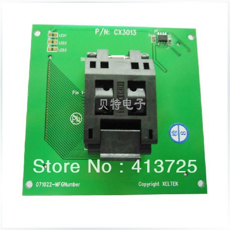 New SUPERPO 5,000 dedicated IC adapters CX3013 test writers new superpo 5 000 dedicated ic adapters cx3013 test writers