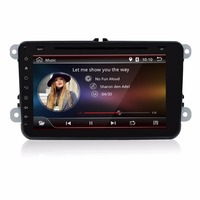 8 Double 2 Din Quad Core Android 6 0 1 Car Radio Stereo GPS Navigation For