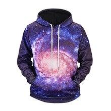 Wolf Space Galaxy 3D Printed Fleece Hoodies Pullover Hooded Sweatshirts Harajuku Hip Hop Streetwear Hoodie Casual Tops