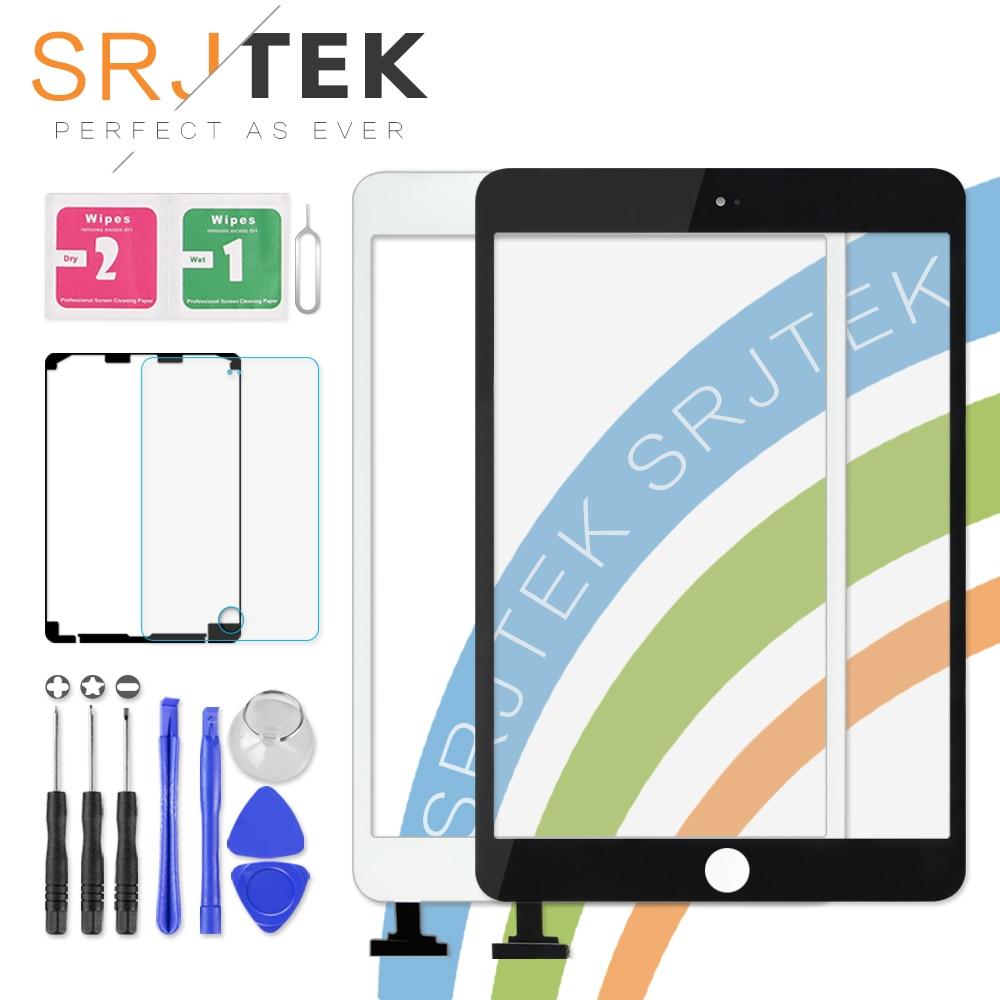 7.9 écran tactile Pour iPad mini 1 2 3 4 mini1 mini2 mini3 mini4 Tactile verre numériseur Pas IC pour iPad capteur Pièces