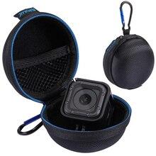 Git pro hero5/4 oturumu saklama çantası oturumu saklama kutusu koruma kılıf GoPro Hero 5 4 oturumu mini kamera aksesuarları