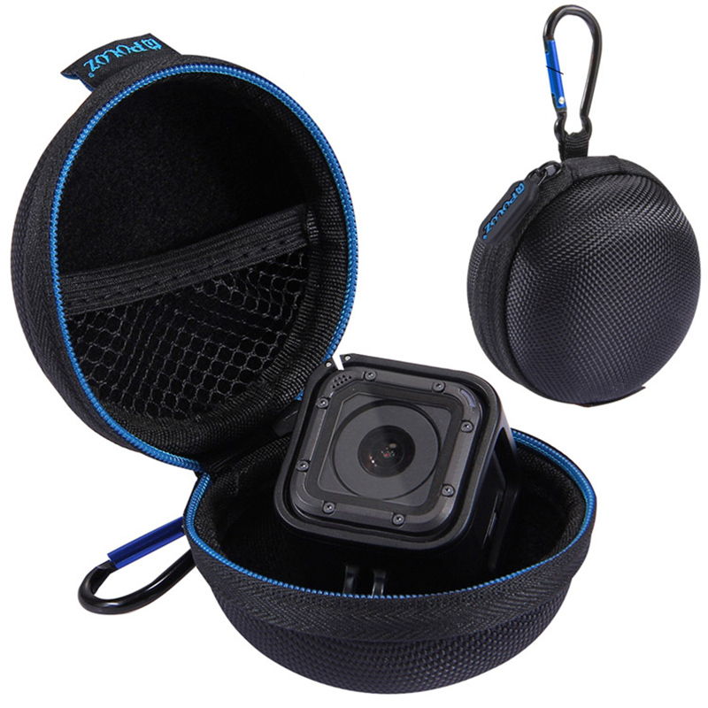 For Go Pro Hero5/4 Session Storage Bag Session Storage Box Protection Case For GoPro Hero 5 4 Session Mini Camera Accessories