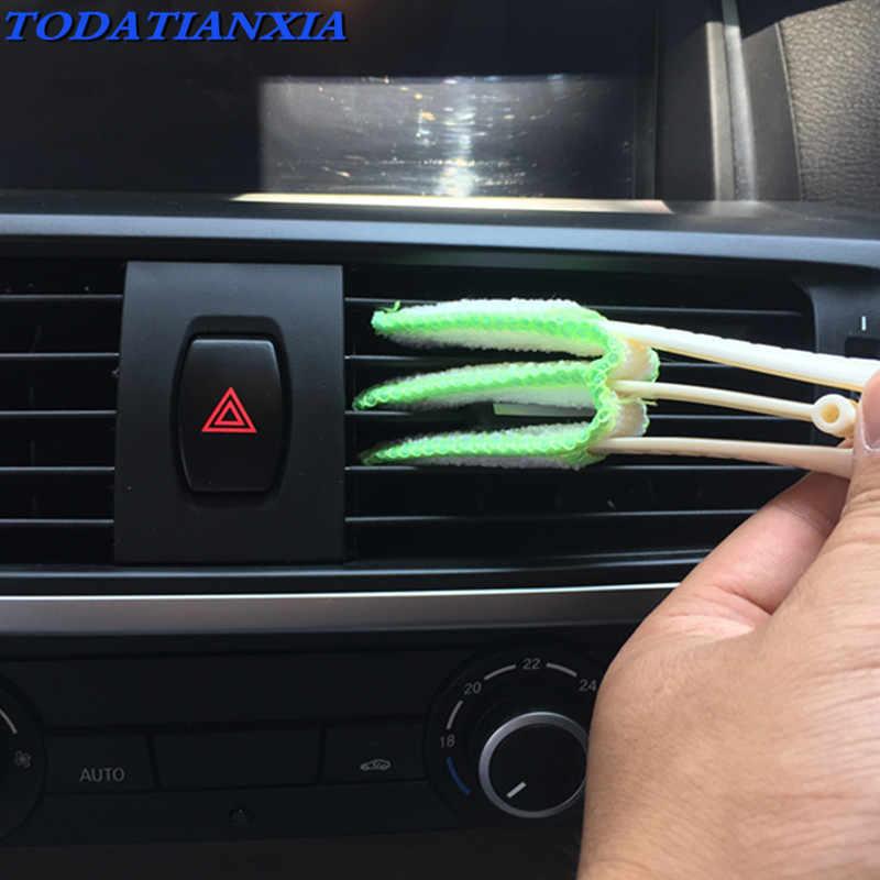 Xe Họng Gió Bàn Chải Phụ Kiện Nội Thất Cho Renault Megane 3 Alfa Romeo Mercedes W202 Ford Audi Q7 W212 Nissan juke